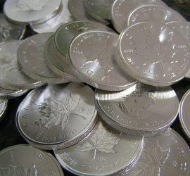 Anlagemünze: Kanada Maple Leaf